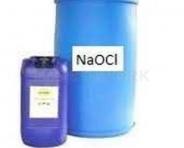 Sodium Hypochlorite NaOCl; 7-9%