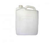 Can nhựa đựng nước cất