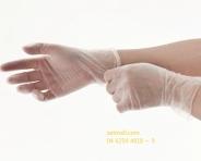 Găng tay PVC -9″-Size M