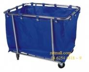 Xe đẩy đồ giặt- 900x600x845mm