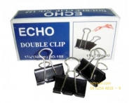 Kẹp Giấy Double clips 32mm