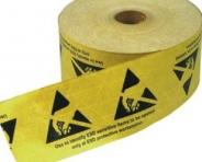 Băng dính cảnh báo chống tĩnh điện 48mm*22m