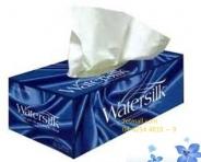 Giấy vệ sinh hộp - Watersilk
