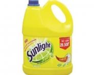 Nước rửa chén - Sunlight3.8 lít