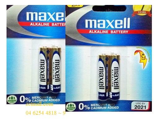 Pin maxell AA 1.5V