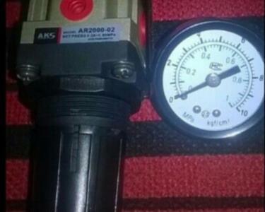 Bộ điều chỉnh áp suất khí