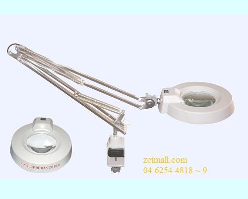 Đèn kính lúp Đường kính quang Ø121mm