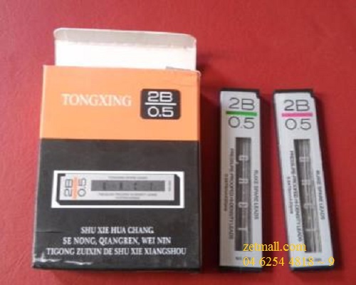 Ruột bút chì kim 0.5mm; Tongxing