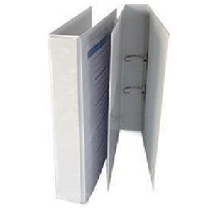 File tài liệu 2 còng , bìa cứng có nilon