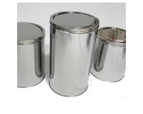 Thùng rác inox - (Ø)500mmx(H)740mmx0.8