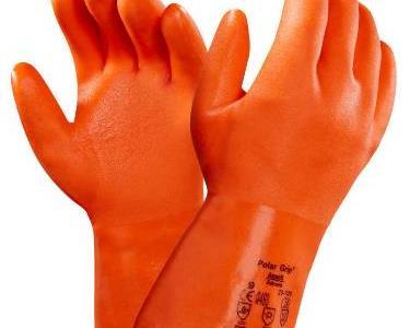 Găng tay cao su chống hoá chất - 50cm