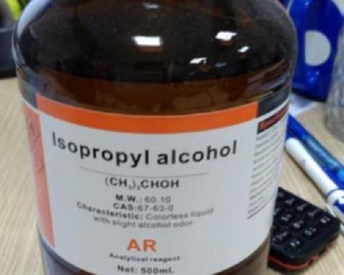 Rượu isopropyl 500ml