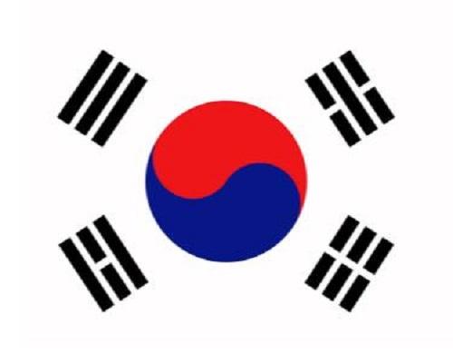 Cờ Hàn Quốc 1.0x1.5m